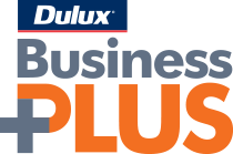 Dulux Business +Plus Logo